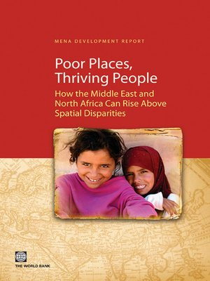 cover image of Poor Places, Thriving People