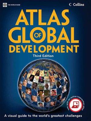 cover image of Atlas of Global Development
