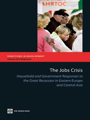 cover image of The Jobs Crisis