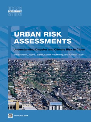 cover image of Urban Risk Assessments