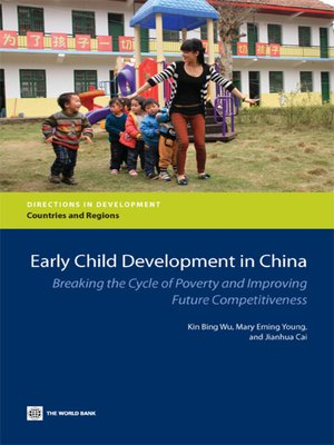 cover image of Early Child Development in China