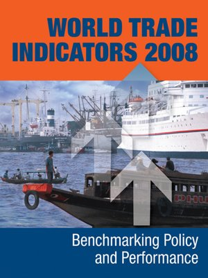 cover image of World Trade Indicators 2008