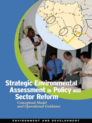 cover image of Strategic Environmental Assessment in Policy and Sector Reform