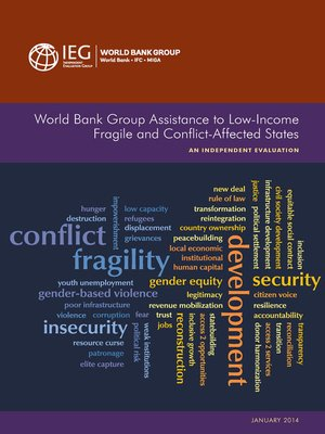 cover image of World Bank Group Assistance to Low-Income Fragile and Conflict-Affected States