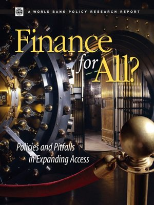 cover image of Finance for All?