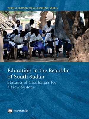 cover image of Education in the Republic of South Sudan