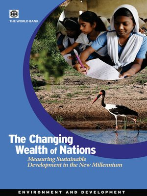 cover image of The Changing Wealth of Nations