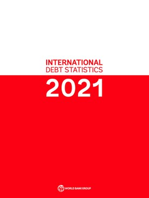 cover image of International Debt Statistics 2021