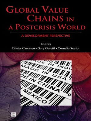 cover image of Global Value Chains in a Postcrisis World