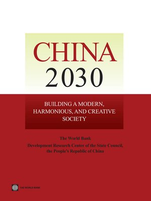 cover image of China 2030