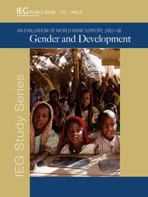 cover image of Gender and Development