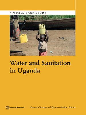 cover image of Water and Sanitation in Uganda