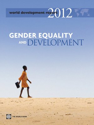 cover image of World Development Report 2012