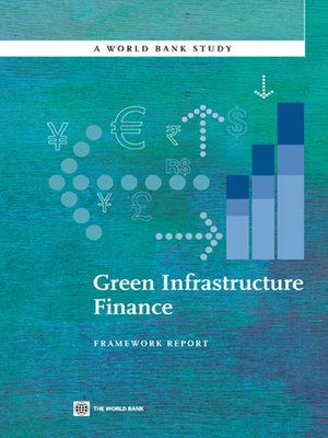 cover image of Green Infrastructure Finance