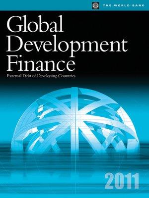 cover image of Global Development Finance 2011