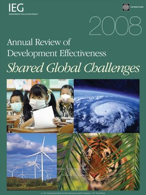cover image of 2008 Annual Review of Development Effectiveness