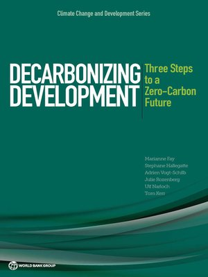 cover image of Decarbonizing Development
