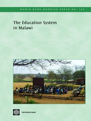 cover image of The Education System in Malawi