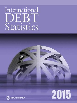 cover image of International Debt Statistics 2015