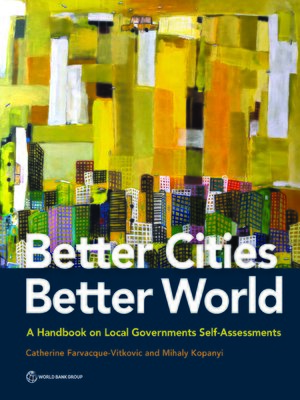 cover image of Better Cities, Better World