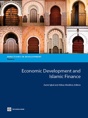 cover image of Economic Development and Islamic Finance
