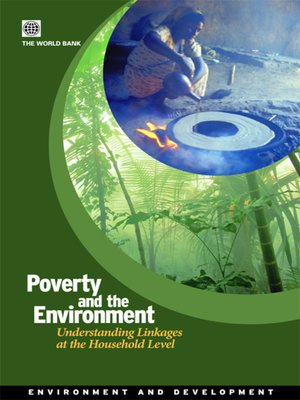 cover image of Poverty and the Environment