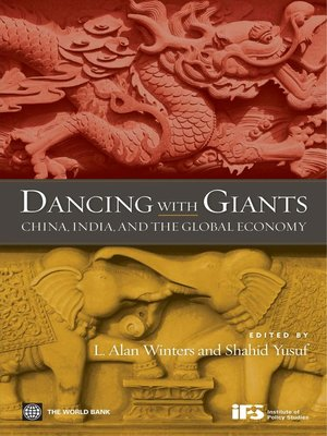cover image of Dancing with Giants