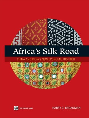 cover image of Africa's Silk Road