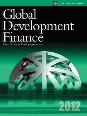 cover image of Global Development Finance 2012