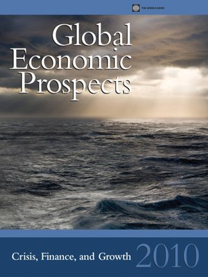 cover image of Global Economic Prospects 2010