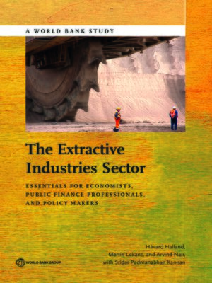 cover image of The Extractive Industries Sector