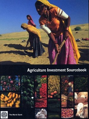 cover image of Agriculture Investment Sourcebook