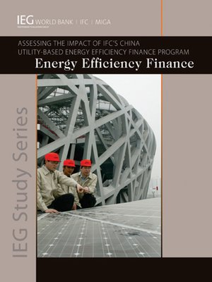 cover image of Energy Efficiency Finance