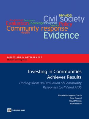 cover image of Investing in Communities Achieves Results