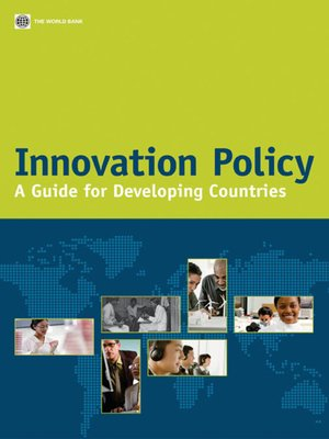 cover image of Innovation Policy