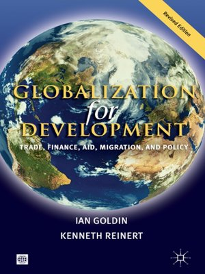 cover image of Globalization for Development