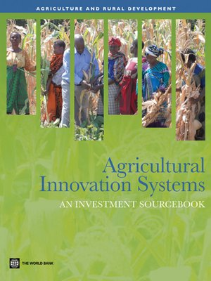 cover image of Agricultural Innovation Systems