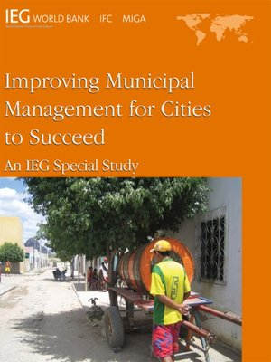 cover image of Improving Municipal Management for Cities to Succeed