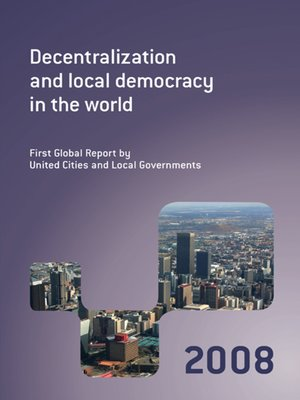 political decentralization and the local government