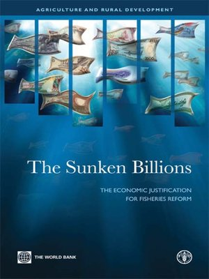 cover image of The Sunken Billions