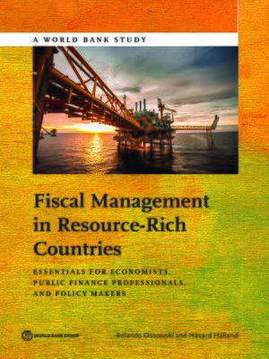 cover image of Fiscal Management in Resource-Rich Countries