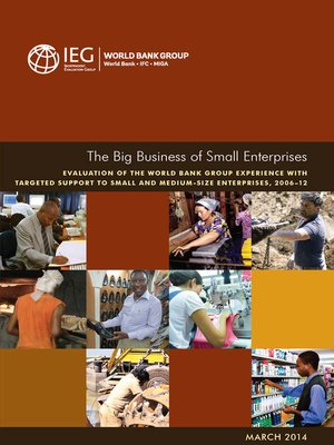 cover image of The Big Business of Small Enterprises
