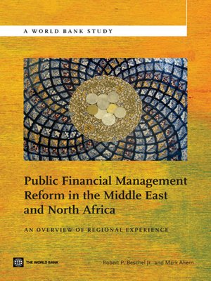 cover image of Public Financial Management Reform in the Middle East and North Africa