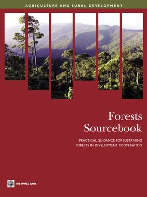 cover image of Forests Sourcebook