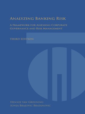 cover image of Analyzing Banking Risk