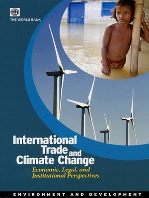 cover image of International Trade and Climate Change