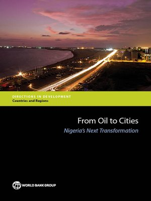 cover image of From Oil to Cities