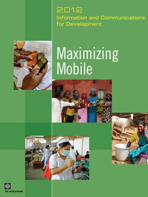 cover image of Information and Communications for Development 2012