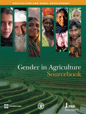 cover image of Gender in Agriculture Sourcebook