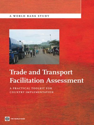 cover image of Trade and Transport Facilitation Assessment